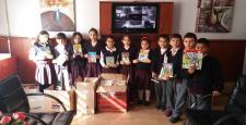 Sungurlu'da Kitap Okuma Kampanyası