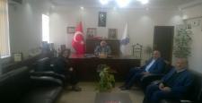AR-GE Komisyon Üyeleri Bayat'ta