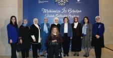 Ceritoğlu, Emine Erdoğan'la programa katıldı