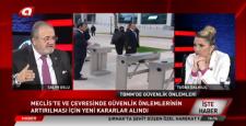 Uslu, Kanal A'da Meclis Güvenliğini Anlattı