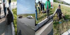 Sungurlu-Çorum Karayolunda Kaza: 2 Yaralı