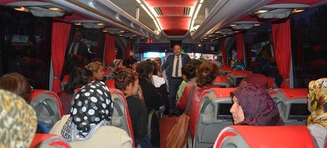 Sungurlu'da Kültür Gezileri Devam Ediyor
