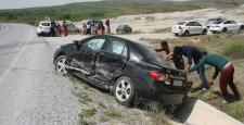 Çorum Yolunda Kaza: 9 Yaralı