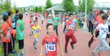 19 Mayıs Gençlik Koşusu'na Yoğun Katılım