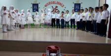 İkbalkent Anaokulunda Kutlu Doğum Programı