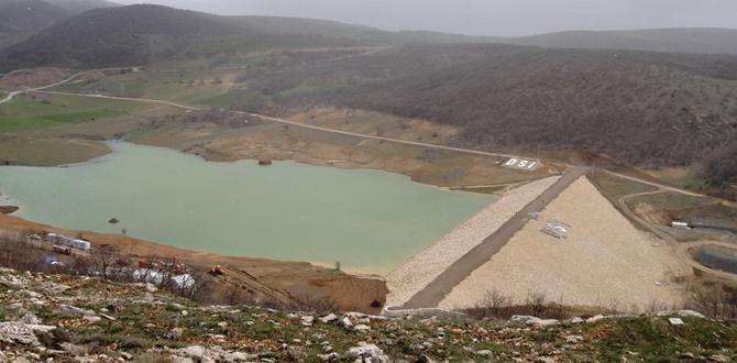 Karahacip Göleti İhale Ediliyor