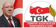 TGK'dan Basın Özgürlüğü Vurgusu