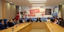 'Hedef Dünya Üniversitesi Olmak'