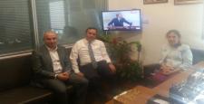 Genel Müdür Aksu'dan Milletvekillerine Ziyaret