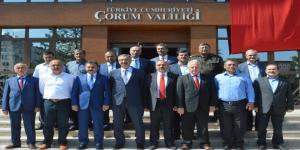 Belediye Başkanlarından Vali Kılıç'a Ziyaret
