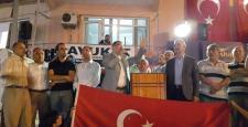 'Millet Eğilmez, Türkiye Yenilmez'