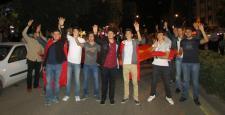 İHL Öğrencileri,Demokrasi İçin Yürüdü