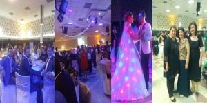 Tuba-Mutlu Çiftine Görkemli Düğün