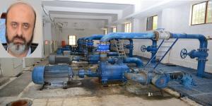 Belediye'den Yeni Su Pompaları