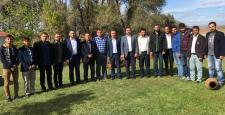 AK Gençlik Alaca'da Toplandı