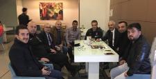 Trabzonspor'a Hoş Geldin Ziyareti