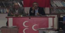 Aras, 'Yenikapı Ruhunun Merkezinde MHP Var'