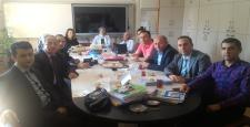 Osmancık Eğitim Bir-Sen'den Okul Ziyaretleri