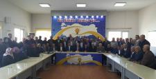 Uğurludağ Teşkilatı Karadağ'ı Ziyaret Etti
