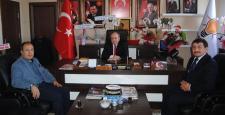 Bağcı'dan Karadağ'a Hayırlı Olsun Ziyareti