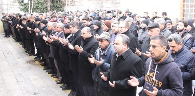 Halep Şehitleri İçin Gıyabi Cenaze Namazı