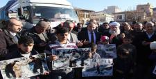 İnsani Değerler Platformu'ndan Halep'e Yardım