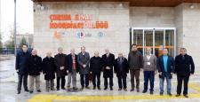 'Sınav Koordinatörlüğü Bölgede Merkez Haline Geldi'