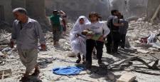 'Halep Halkı Desteğinizi Bekliyor!'