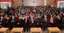 """""""Bayrak ve Dua Şairi Arif Nihat Asya"""" Konulu Konferans"""
