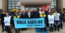 'PTT Çalışanların Hakları Karşılanmalı'