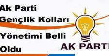 AK Parti Gençlik Kolları Yönetimi Belli Oldu