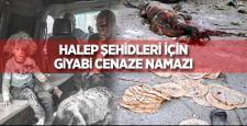 Halep İçin Gıyabi Cenaze Namazı