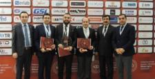 Çorumlu İki Firma Türkiye'de Derece Yaptı