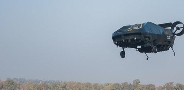 Uçan Otomobiller Geliyor