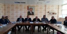 AK Parti İlçe Başkanları Toplantısı Gerçekleştirildi