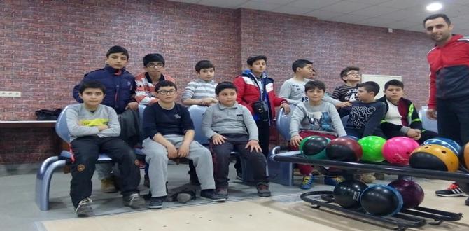 Atlas Gençleri Doyasıya Eğlendi