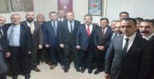 MHP'den,TÜRKAV'a Ziyaret