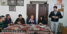 Karadağ'dan İşitme Engelliler Derneği'ne Ziyaret