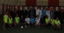 SMMMO Futbol Turnuvasının Galibi Oldu