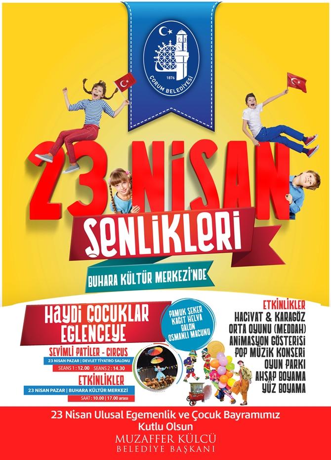 23 Nisan Gazete Heri Haber