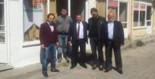 'MHP Evet İçin Kapı Kapı Geziyor'