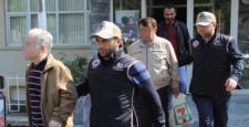 Laçin Eski Kaymakamı Tutuklandı