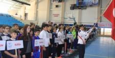 Çorumlu Badmintoncular Türkiye Şampiyonasında