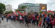Çorum'da 19 Mayıs Kutlamaları