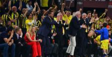 Fenerbahçe-Olympiakos Maçı Dev Ekranda