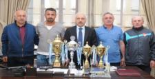 Belediyespor'dan 4 Kupa Daha