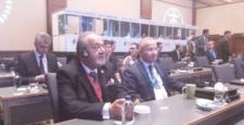 Uslu, 10. Eurosaı Kongresine Katıldı