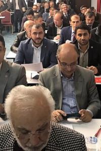 Cıdık, İl Başkanları Toplantısına Katıldı