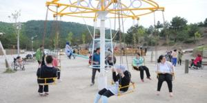 Engelli Öğrenciler Gönüllerince Eğlendi