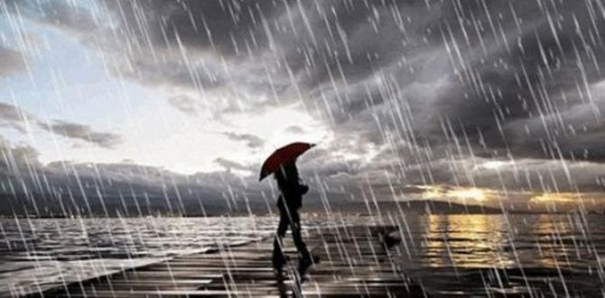 Çorum'da, Yağışlı Hava Bekleniyor